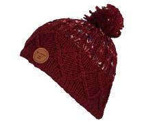 Eddy - Mütze für Damen - Rot