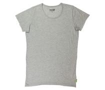 Laser Cut - T-Shirt für Herren - Grau