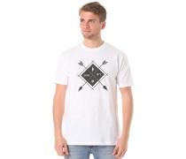 Cmparrwhd Slim - T-Shirt für Herren - Weiß