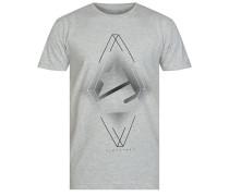 Elaborate - T-Shirt für Herren - Grau