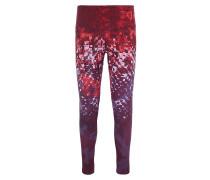 Super Waist Printed - Leggings für Damen - Rot