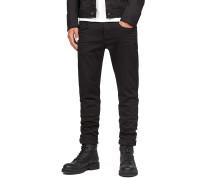 3301 Slim-Ita Superstretch - Jeans - Schwarz