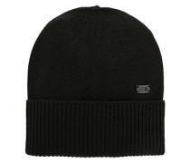 Cuffed - Mütze für Damen - Schwarz