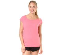 Back Detail - T-Shirt - Pink