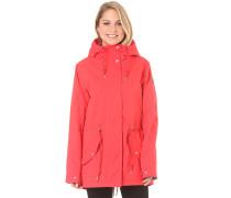 Sadie 2L - Funktionsjacke für Damen - Rot