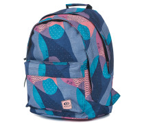 Camo Double Dome - Rucksack für Damen - Blau