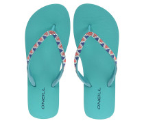 Printed Strap - Sandalen für Damen - Grün