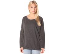 Henni Spots - Sweatshirt für Damen - Grau