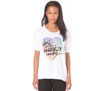 Sunday - T-Shirt für Damen - Weiß