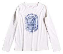 Tonic Stamp - T-Shirt für Mädchen - Weiß