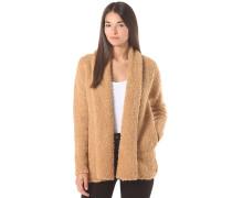 53q159 - Strickjacke für Damen - Braun