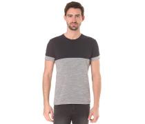 Geo - T-Shirt für Herren - Blau