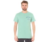 Coastline Pocket - T-Shirt für Herren - Grün