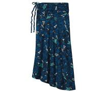 Kamala - Rock für Damen - Blau