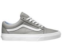 Old Skool Lthr - Sneaker - Grau