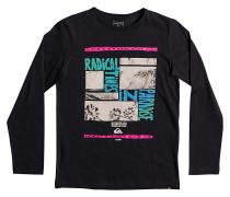 Classic Radical Trip - Langarmshirt für Jungs - Schwarz
