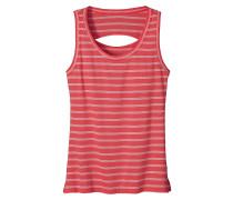 Shallow Seas - Top für Damen - Rot