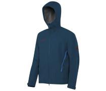 Ultimate Alpine Hooded - Jacke für Herren - Blau