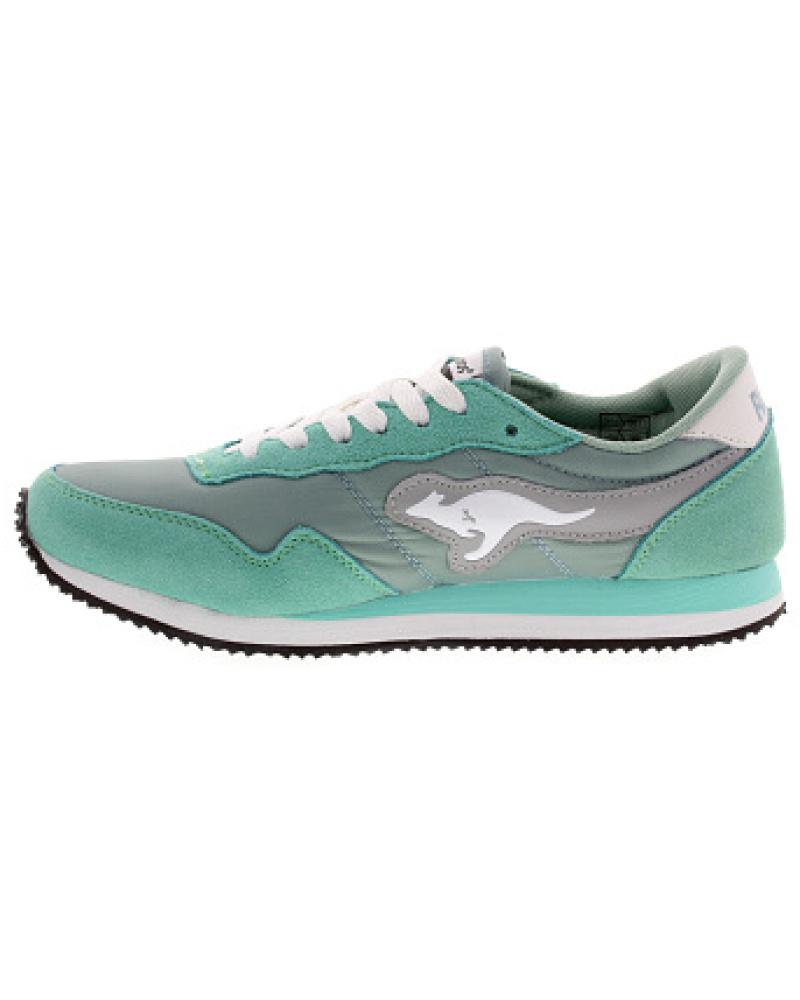 kangaroos herren kangaroos invader basic sneaker f r herren blau reduziert. Black Bedroom Furniture Sets. Home Design Ideas