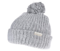 Muffin - Mütze für Damen - Grau