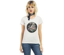Radical Dazeee - T-Shirt für Damen - Weiß