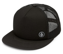Single Stone Cheese - Snapback Cap für Herren - Schwarz