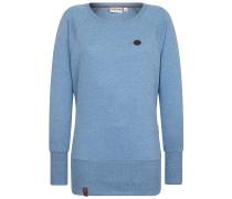 Patty Papucie III - Langarmshirt für Damen - Blau