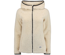 Kinetic Outdoor Fleece - Kapuzenjacke für Damen - Weiß