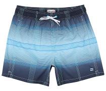 All Day Geo LB 16 - Boardshorts - Blau