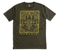 Rise City - T-Shirt für Herren - Grün