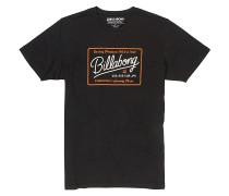 Baldwin - T-Shirt - Schwarz