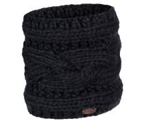 Winter Collar - Neckwarmer für Damen - Schwarz