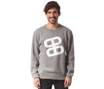 Icon Logo Crew - Sweatshirt für Herren - Grau