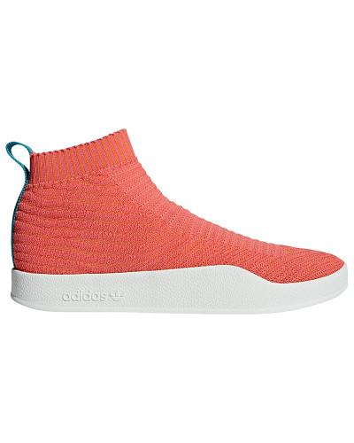adidas Herren Adilette Pk Sock Summer - Sandalen - Orange