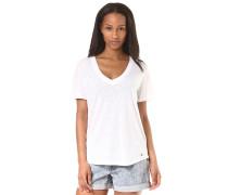 Mix A Lot Vneck - T-Shirt - Weiß