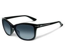 Drop In - Sonnenbrille für Damen - Schwarz