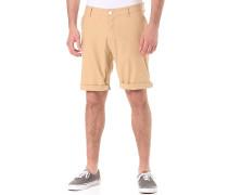 Clwr - Chino Shorts für Herren - Beige