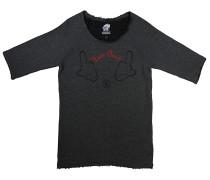 Fuckoff - Sweatshirt für Herren - Schwarz