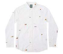Lp Mix L/S - Hemd - Weiß