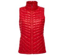 Thermoball - Outdoorweste für Damen - Rot