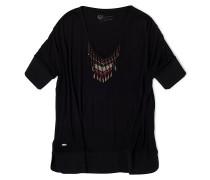 Tori - T-Shirt für Damen - Schwarz