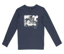 Photoprint Van - Langarmshirt für Jungs - Blau