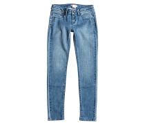 High - Jeans für Mädchen - Blau