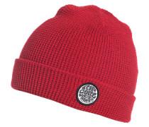 Rubber Soul - Mütze für Herren - Rot