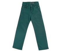 Skin Stretch Junior - Hose für Jungs - Grün