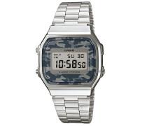 A168Wec-1Ef Uhr - Silber