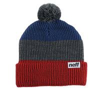 Snappy Mütze - Blau
