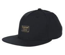 Hudson - Snapback Cap für Herren - Schwarz