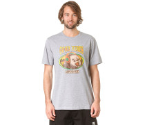 Good Vibes Bear - T-Shirt für Herren - Grau