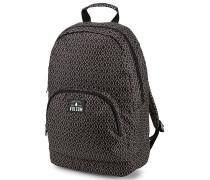 Schoolyard Poly - Rucksack für Damen - Schwarz